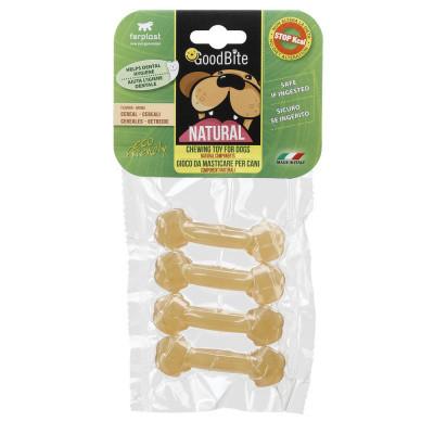 FerpLast NaturaL Лакомства для собак Goodbite Bone вкус злаки XS 4 шт х 15 гр