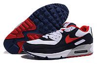 Кроссовки мужские Nike Air Max 90 (Оригинал), кроссовки найк аир макс 90 белые, кроссовки nike