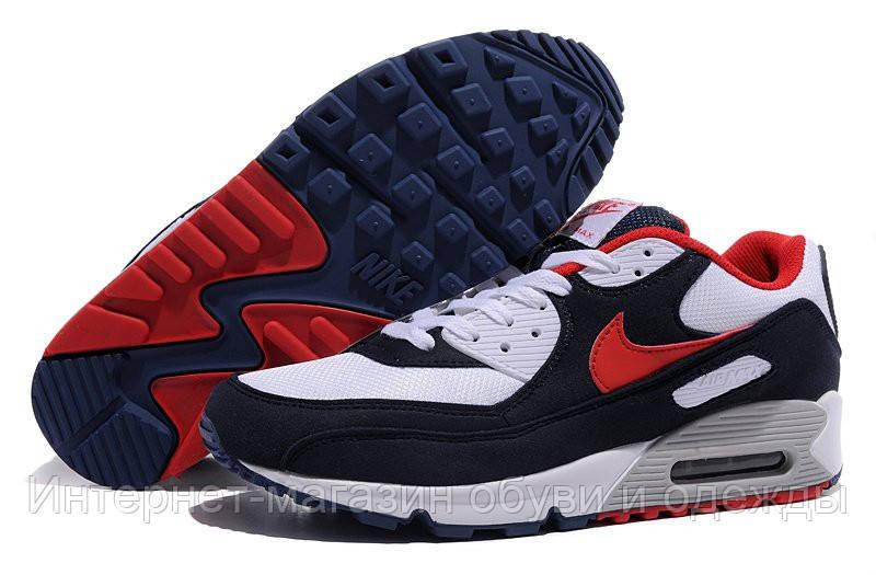 0b62d28c533b Кроссовки мужские Nike Air Max 90 (Оригинал), кроссовки найк аир макс 90  белые