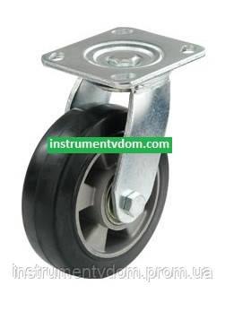 Колесо 720150 с поворотным кронштейном (диаметр 150 мм)