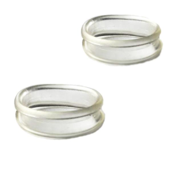 Фирменное кольцо для парикмахерских ножниц Sway. Диаметр: 20 мм. Ширина 5 мм.