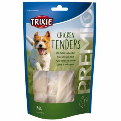 Ласощі для собак Trixie PREMIO Chicken Tenders курячі крила 75 гр х 3шт, фото 2
