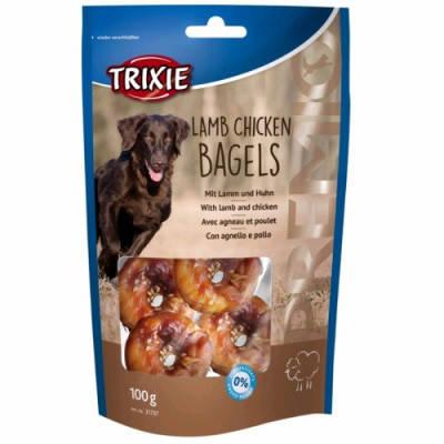 Лакомства для собак Trixie PREMIO Lamb Chicken ягненок курица 100 гр, фото 2