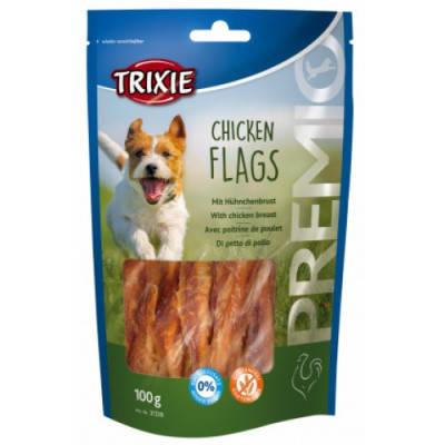 Лакомство для собак PREMIO Chicken Flags с куриной грудкой 100 гр, фото 2