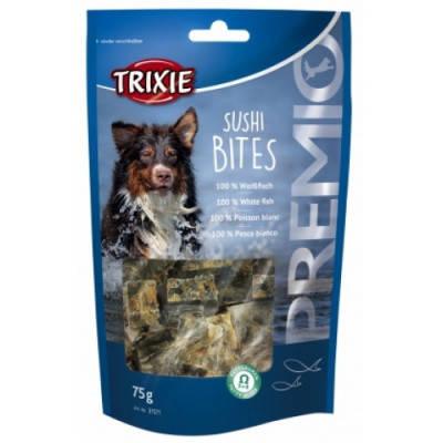 Ласощі для собак Trixie PREMIO Sushi Bites риба 75 гр, фото 2