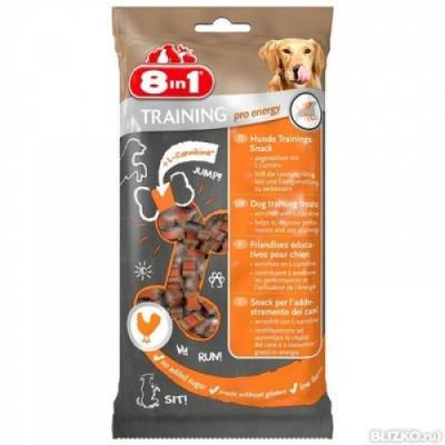 Pro Energy 8in1 Лакомство энергетик для собак 100 гр