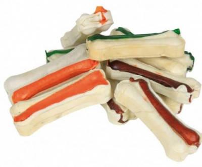 Кісточки для чищення зубів Trixie Doggy Bits з вітамінами 230 гр х 10шт, фото 2
