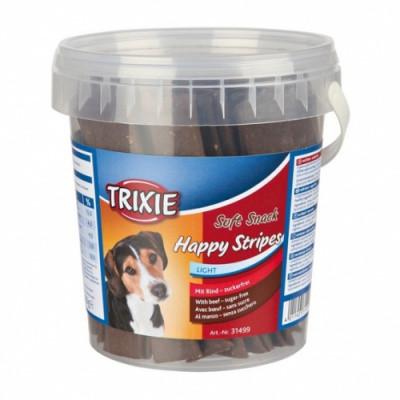 Вітаміни і ласощі Тріксі для собак Trixie Happy Stripes 500 гр