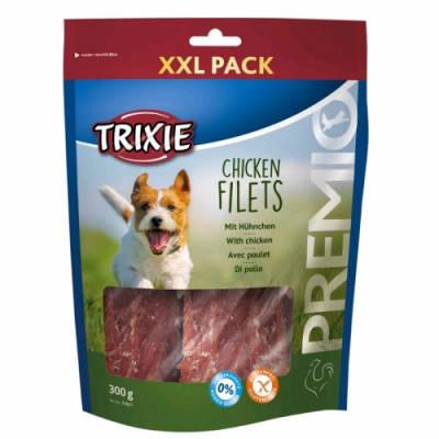 Лакомства для собак Trixie PREMIO Chicken Filets XXL куриное филе 300 гр, фото 2