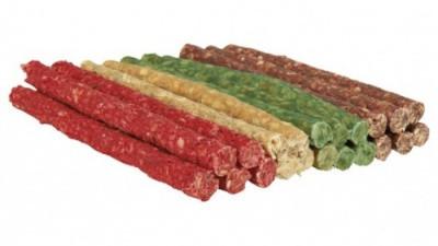 Ласощі для собак Trixie жувальні палички Мікс 10 см х 50 шт