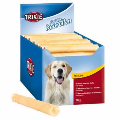Лакомство Trixie (Трикси) для собак Трубочка с желудком 12,5 см х 1 шт, фото 2