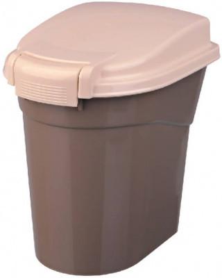 Контейнер для хранения  корма Trixie-Трикси пластик 25 см х 25 см