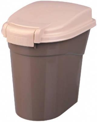 Контейнер для хранения  корма Trixie-Трикси пластик 25 см х 25 см, фото 2