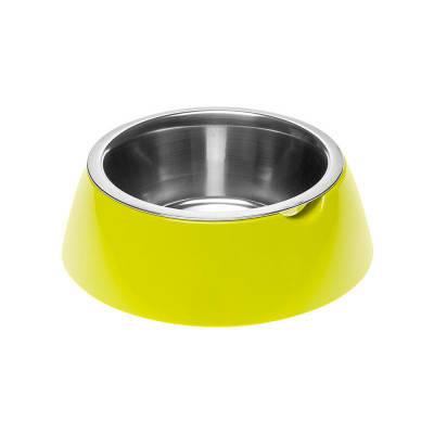 Миска с подставкой для кормления собак FerpLast (Ферпласт) JoLie, S/0,5 л, зеленый, фото 2