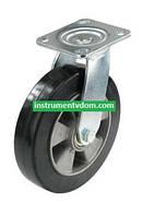 Колесо 720200 с поворотным кронштейном (диаметр 200 мм)