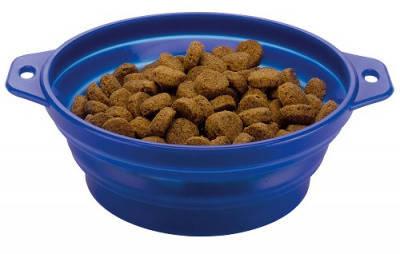 Силиконовая миска для путишествий собакам FerpLast TraveL Bowl, 1 л, фото 2