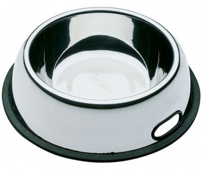 FerpLast (Ферпласт) Nova Металлические миски для кошек и собак, 80/2,5 л