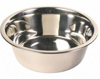 Металева Миска для собак Trixie (Тріксі), 2,8 л/24 см, фото 2