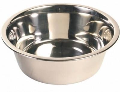 Миска металлическая для собак Trixie (Трикси), 0,2 л/10 см