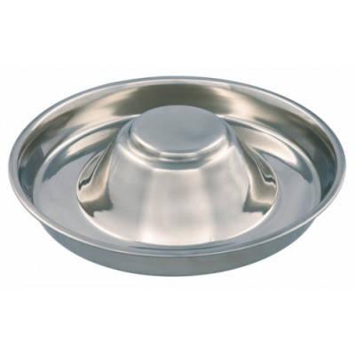 Миска для щенков Trixie металлическая, 1,4 л/ 29см, фото 2