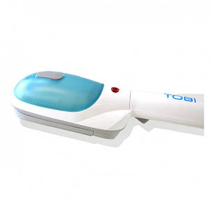 Ручной отпариватель щетка для одежды TOBI Travel Steamer, фото 2