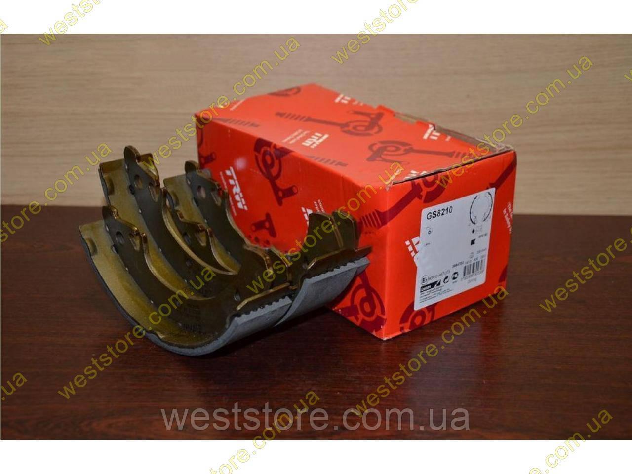 Колодки тормозные задние Ваз 2108 2109 21099 2113 2114 2115 TRW Lucas