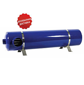 Теплообмінник Emaux HE120 кВт