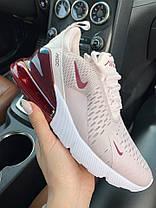Женские кроссовки в стиле Nike Air Max 270 (37, 38, 39, 40 размеры), фото 2