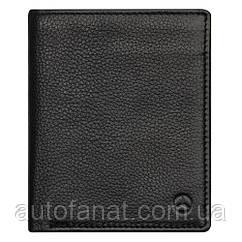 Оригинальный кожаный кошелек Mercedes-Benz Wallet, Cowhide, Black, RFID Protection (B66953717)