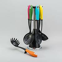 Кухонный набор с подставкой Престиж 7ед. набор кухонных принадлежностей