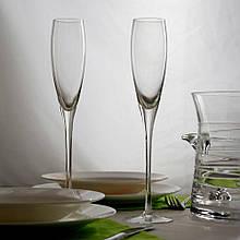 Комплект бокалов для шампанского 2 шт. по 200 мл бокалы