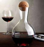 Декантер для вина Vintage 750 мл., фото 3