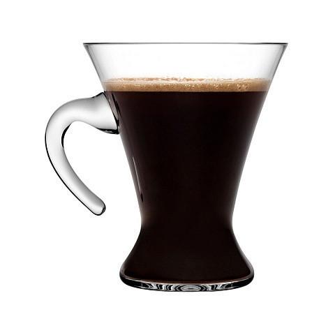 Чашки для кофе Addict хрусталь набор 2 шт, 125 мл