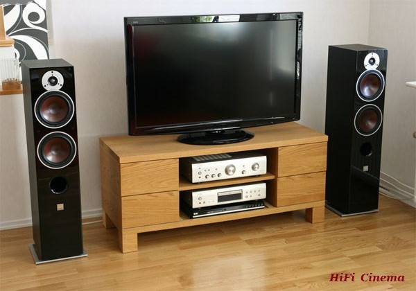 DALI Zensor 5 Black HiFi Cinema