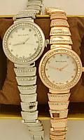 Женские кварцевые наручные часы Cartier, Gold&Silver&Red Gold, фото 1