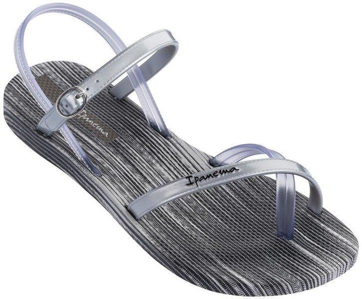 Оригинал Сандалии женские Ipanema 82521-20320 Fashion Sand Vl Grey/Silver