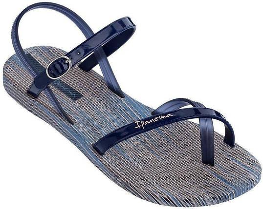 Оригинал Сандалии женские Ipanema 82521-20294 Fashion Sand Vl Baige/Blue, фото 2