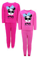Пижама для девочек оптом, Disney, 110-152 см,  № MIN-G-P-570, фото 1
