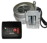 Polster C-31 Автоматика для котла (с датчиком перегрева) + Вентилятор для котла WPA-117 МplusМ , фото 1