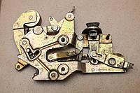 Механизм замка двери боковой сдвижной правой Volkswagen Transporter 4 1990-2003 701843654C, фото 1