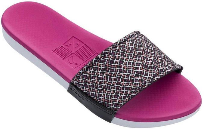 Оригинальные Сандалии Женские 82658-21820 Rider RX lll Sandal Slide White/Pink/Black, фото 2