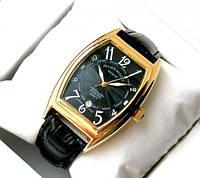 Мужские (Женские) механические наручные часы Franck Muller, Gold&Silver&Black
