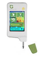 Дозиметр + нитрат-тестер с анализом воды Greentest Eco Water (3 в 1), бытовой, нітрат-тестер