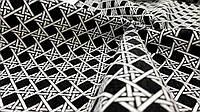 Тефлоновая ткань ДУК принт РОМБИКИ