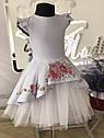 Платье нарядное детское София Размер 134, фото 7