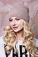Женская шапка ушки «Катюша», фото 4