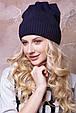Женская шапка ушки «Катюша», фото 2
