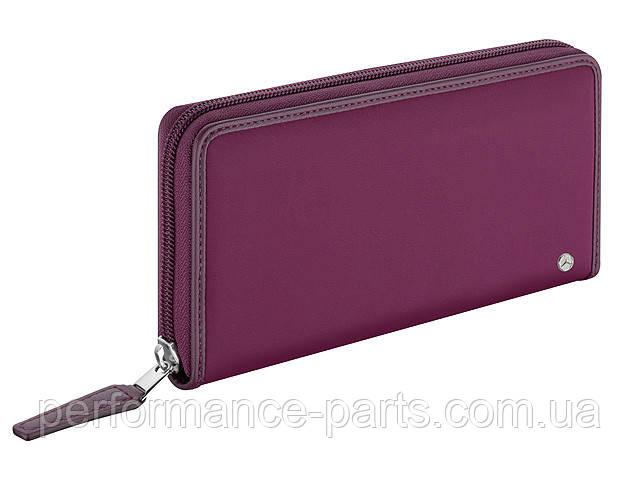 Женский кошелек Mercedes-Benz Women's Wallet, Plum, by BREE B66953493