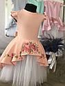 Платье нарядное детское София Размеры 116- 140 Хит продаж, фото 8