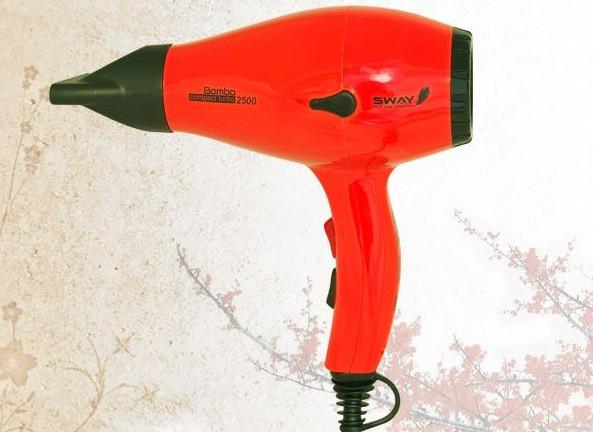 Фен SWAY BOMBO COMPACT Оранжевый 2200 Вт.